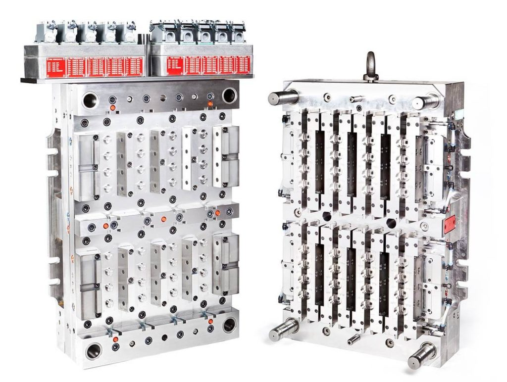 32-cavity mould for fragrance diffuser