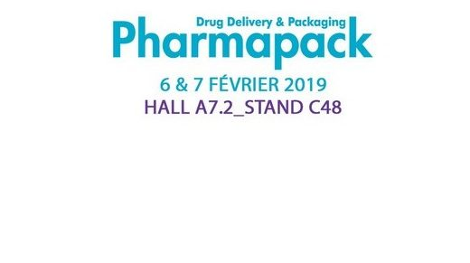 SMP was at Pharmapack!