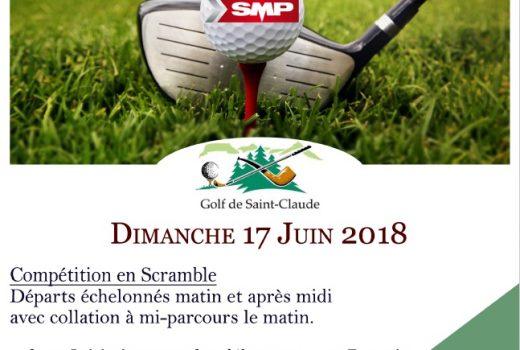 Compétition de Golf SMP