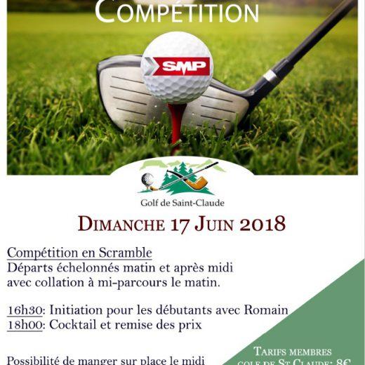 SMP-Golfturnier