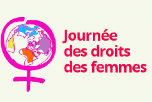 Journée de lutte pour les droits des femmes!