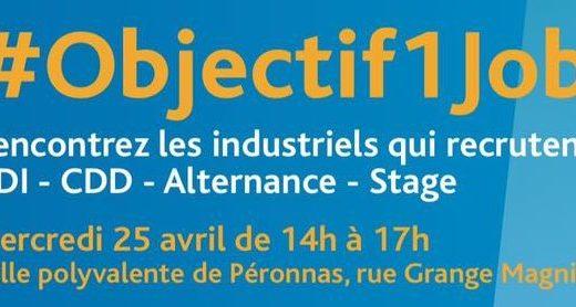 Willkommen im Forum #Objectif1Job