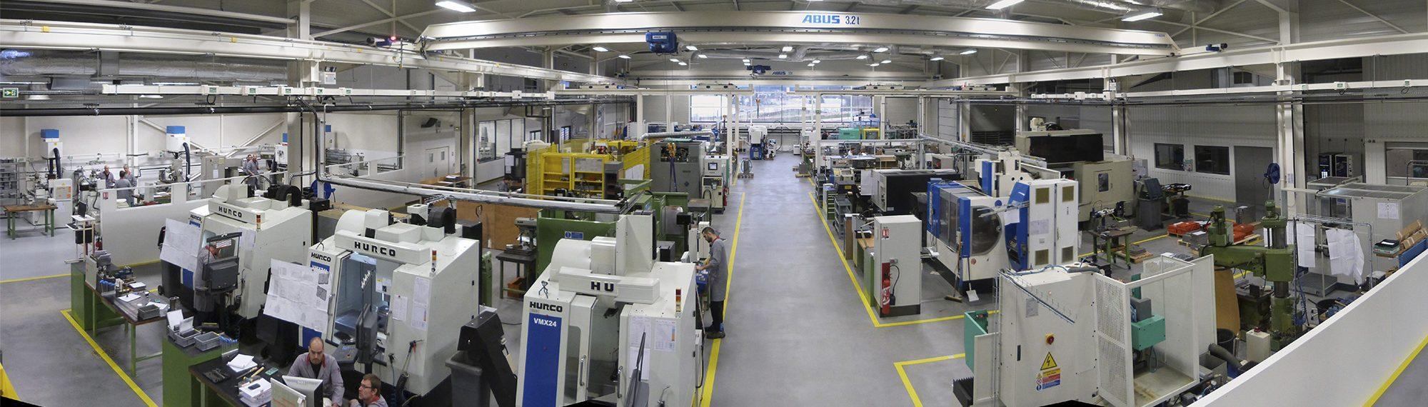 SMP - Fabricant & concepteur de moules de haute précision